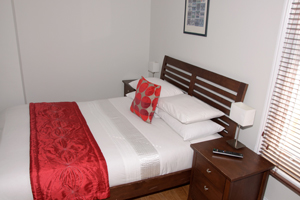 Double rooms at Warkworth House, Cambridge
