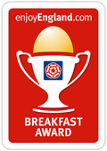 Enjoy England Breakfast Award